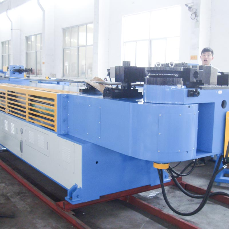 2 Axis NC Stainless Steel Pipe Bending Machine GM-SB-114NCB