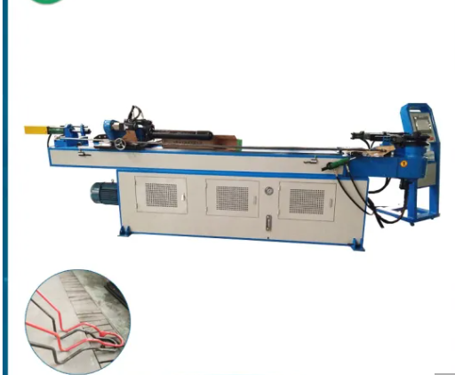 Manual Motorised Hydraulic Round Pipe Bending Machine Price