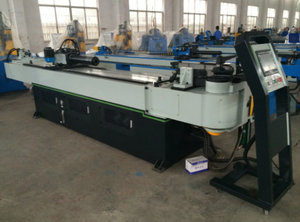 cnc fully automatic tube bending machine with CE certificate