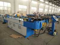 Pneumatic Car Exhaust Mandrel Pipe Bending Machine