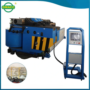 Ncb Aluminum Spiral Tube Bender with Hot Induction