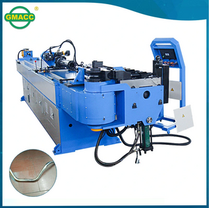 Electric Hydraulic Simple Steel Pneumatic Tube Bender Pipe Machine