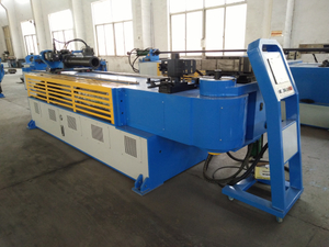 3 roller u shaped Simple Automatic Steel Tube Bender