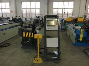 Aluminum 1-inch Pipe Bending Machine GM-SB-38CNC-2A-1S