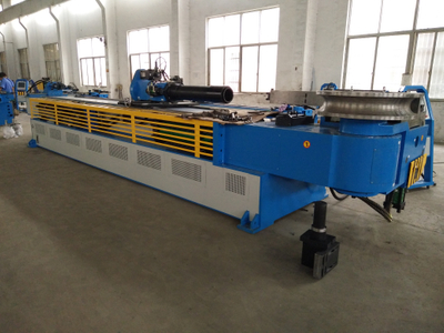 Large Diameter Mandrel Pipe Bending Machine GM-SB-140CNC-2A-1S