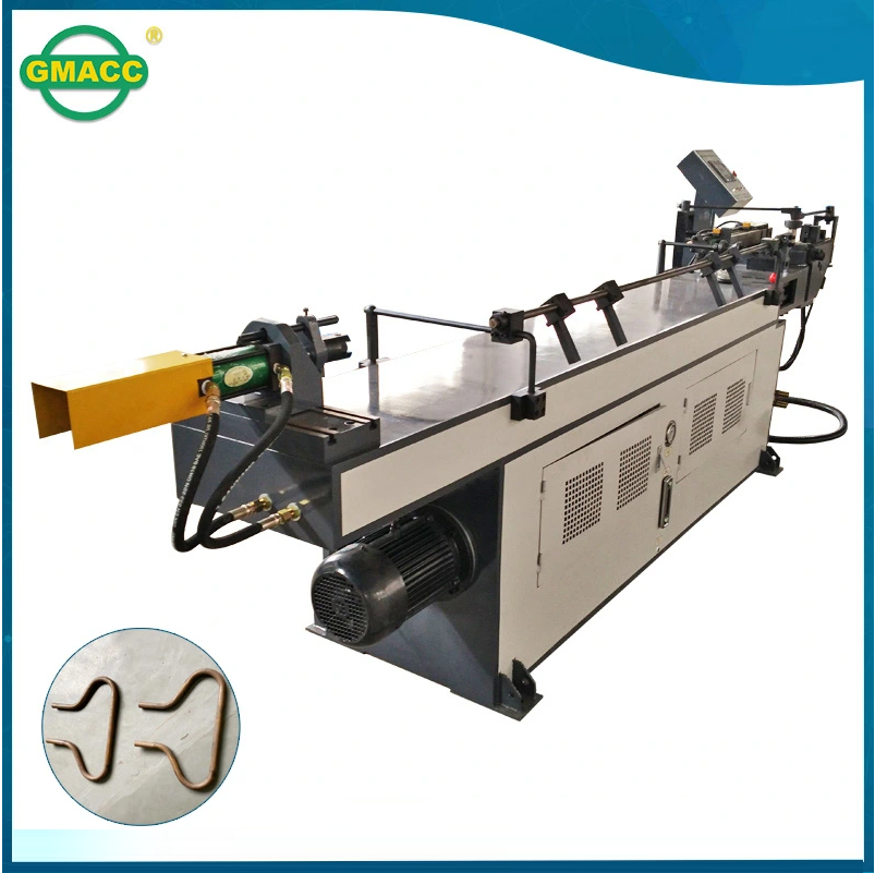 Electric Hydraulic 5 Axis Iron Pipe Bending Machine