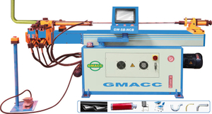 Semi Auto Hydraulic Exhaust Pipe Bender Price