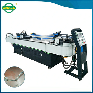 Car Exhaust Aluminum Exhaust Automatic Pipe Bending Machine