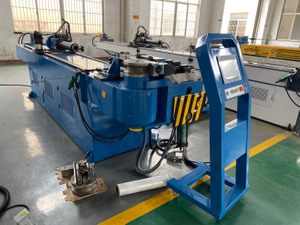 Electric Hydraulic Copper Pipe Bending MachineGM-SB-76CNC