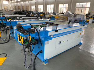 single head Semi Automatic Hydraulic NC Pipe Bender Price