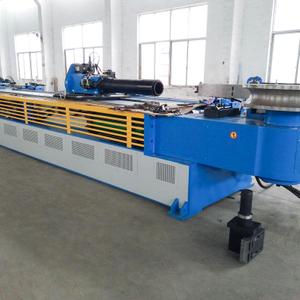 4-inch electric hydraulic Exhaust 5 axis Tube Bender