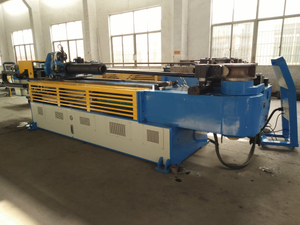 4-inch Simple Automatic Steel Pipe Bender GM-SB-129CNC