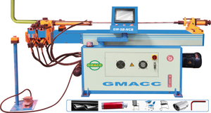 Hydraulic Auto CNC Copper Pipe Bending Machine
