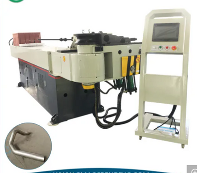 Full Automatic CNC Spiral Pipe Bending Machine For Automobile Parts